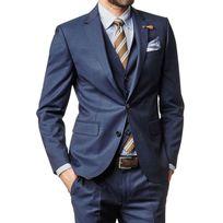 Baldessarini - Costume homme bleu Singapur