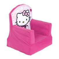 Worlds Apart - Fauteuil gonflable Hello Kitty