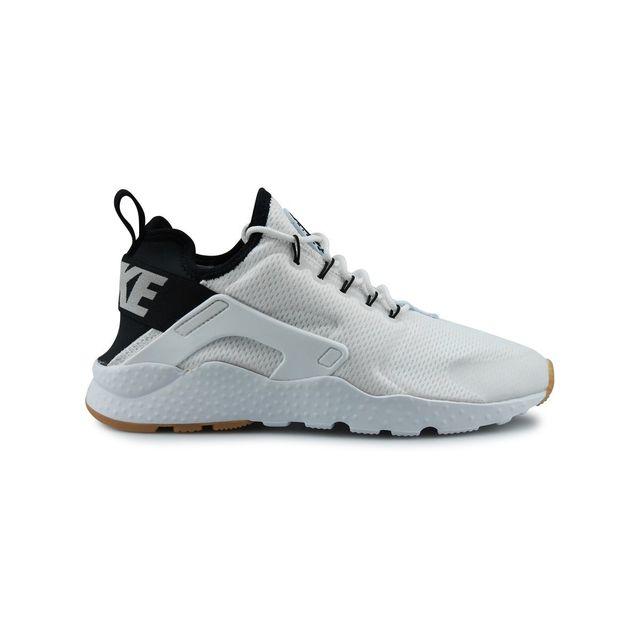 fa989d4b2df90 Nike - Wmns Air Huarache Run Ultra Blanc - pas cher Achat   Vente Baskets  femme - RueDuCommerce