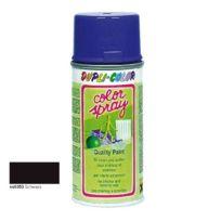 Motip - AÉROSOL Colorspray - Ral 9005 - Brillant - 150 Ml