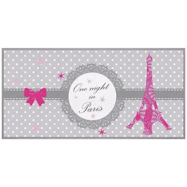 deco tapis tapis paris love 57x115cm antidrapant - Tapis Paris