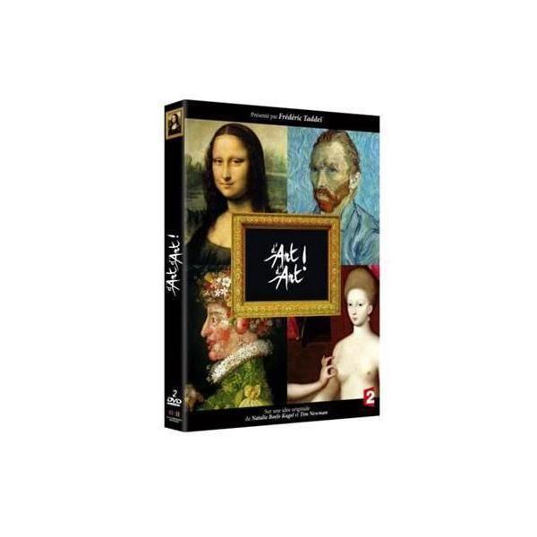 France Television D'Art d'Art - Coffret 2 Dvd