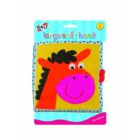 Asa Toys - Galt - Ga1003730 - Grand Livre D'EVEIL - La Ferme