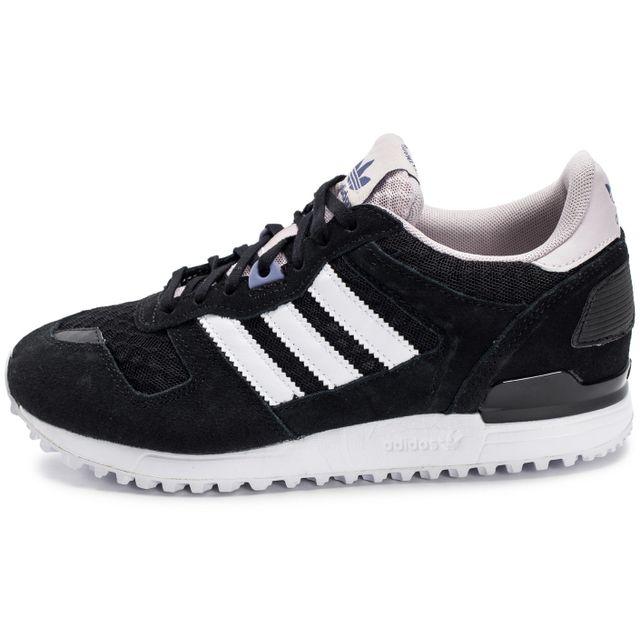 Adidas originals - Zx 700 W Noire 36 2/3 - pas cher Achat / Vente Baskets femme - RueDuCommerce
