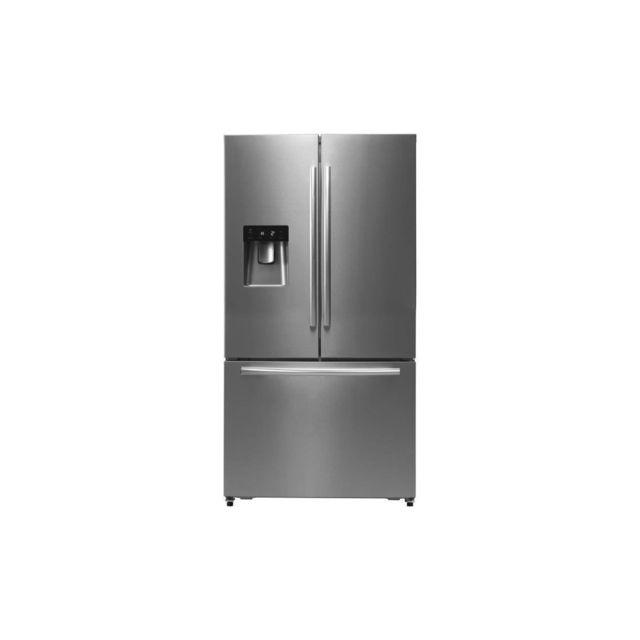 rf697n4zs1 refrigerateur multi portes 536l 417l 119l froid ventile total a l91cm x h178cm inox look