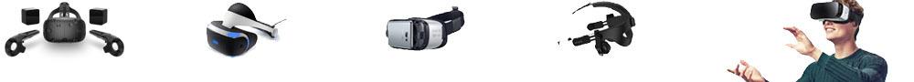 Casque Réalité Virtuelle: VR