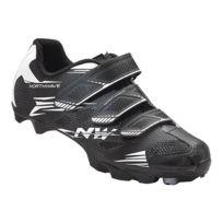 Northwave - Chaussures Katana 2 noir blanc femme