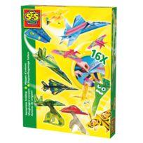 Ses - Origami Papier à plier : Avions