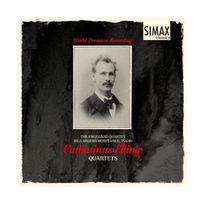 Simax - Elling : Quatuors à cordes. Mortensen, Quatuor Engegard