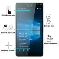 Cabling - Microsoft Lumia 950 Xl Vitre protection d'ecran en verre trempé incassable Tempered Glass Microsoft Lumia 950 Xl