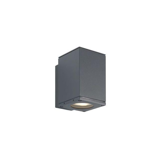 boutica design applique graphite sandvik 4w norlys 794gr pas cher achat vente applique. Black Bedroom Furniture Sets. Home Design Ideas