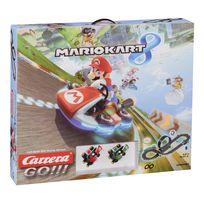 CARRERA GO - Circuit électrique Mario Kart 8 avec 2 voitures