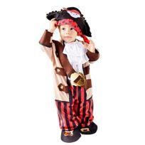 Nines d'Onil - Costume De Pirate Pour Nourrisson 18 Mois-taille D Onil Neuf