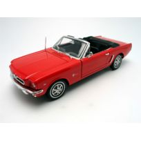 Welly - Ford Mustang 64 1/2 - Cabriolet - 1/18 - 12519CAB_R