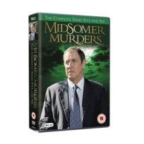 Acorn Media - Midsomer Murders - Series 5-6 - Complete IMPORT Anglais, IMPORT Coffret De 6 Dvd - Edition simple