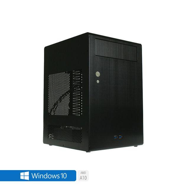 SEDATECH PC Gamer, AMD A10, Radeon R7, 250 Go SSD, 1 To HDD, 16Go RAM, Win 10. Ref: UCM6551I3CI1HF