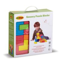 Bsn - Edu-Blocks Sensorielles 18 Pièces