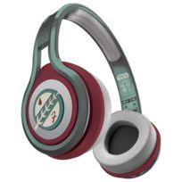 Sms Audio - On-Ear Starwars Wired Headphones Boba Fett