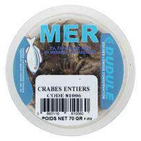 Dudule - Crabes Entiers en Boite