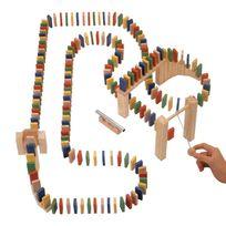Tobar - Parcours de dominos en bois