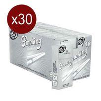 Smoking - Bte De 20 Paquets De 120 Filtres En Stick Acetate Extra Slim