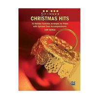 Alfred Pakketbrievenbussen - 5 Finger Christmas Hits: 10 Holiday Favorites Arranged for Piano With Optional Duet Accompaniments
