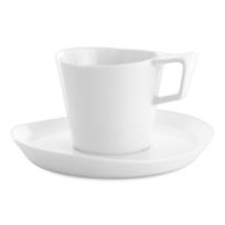 Berghoff - 2 x tasse et sous-tasse à thé - Eclipse