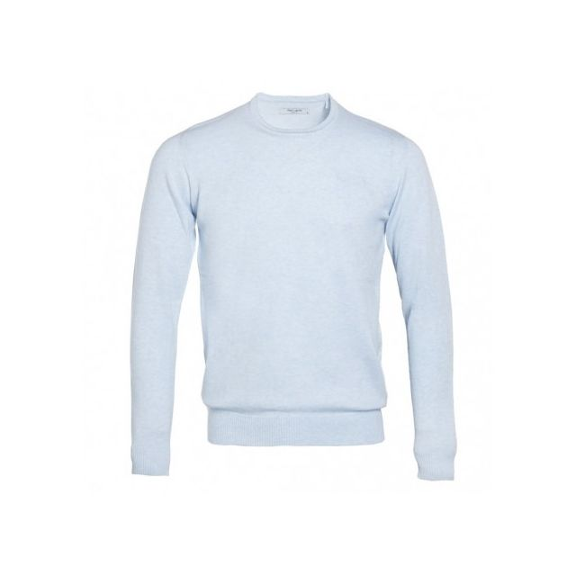 0bdbb9f7c8b Teddy Smith - Play Homme Pull Bleu Multicouleur - pas cher Achat   Vente  Pull homme - RueDuCommerce