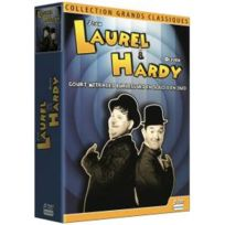 Lcj Editions - Stan Laurel & Oliver Hardy : Court-métrages burlesques en solo & en duo