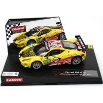Carrera Evolution - 20027399 - VÉHICULE Miniature Et Circuit - Ferrari 458 Italia Gt2 Jmw Motorsports - No.66 - Lm 2011