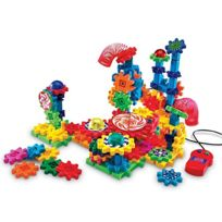 Learning Resources - Gears! Gears! Gears!® Lights & Action Building Set LER9209