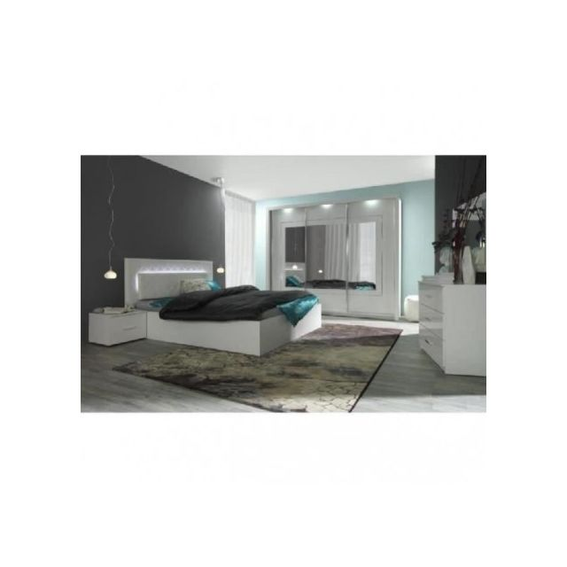 640a372b5eb chambre-a-coucher-complete-panarea-led-lit-garde-robe-chevets-commode- coloris-blanc-finition-chrome-119900.jpg