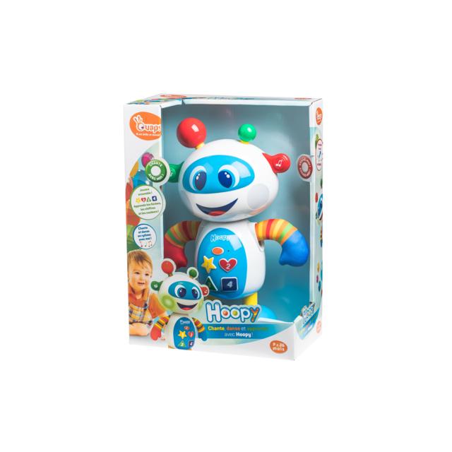 ouaps - robot interactif hoopy - 54063 - pas cher achat    vente consoles et jeux