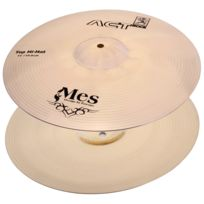 "Mes - Drums Act Series 14"" HiHat Set de Cybales"