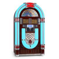 MAJESTIC - Audiola JB 3710TT Jukebox USB SD CD AUX Radio
