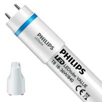 Philips - 422007 - Néon T8 G13 Ledtube Em Ho 18W 840 120cm - Starter Led incl Blanc Froid