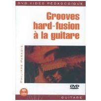 Play Music - Grooves Hard-fusion À La Guitare - Philippe Paradis - Dvd - Edition simple