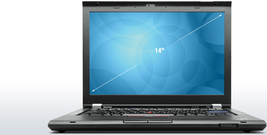 Thinkpad T420 - Intel Core i5 2520M 2.50Ghz Ecran 14,1'' - RAM 8 Go - 240Go SSD - Graveur DVD - Windows 7 Pro