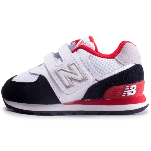 baskets new balance garcon rouge