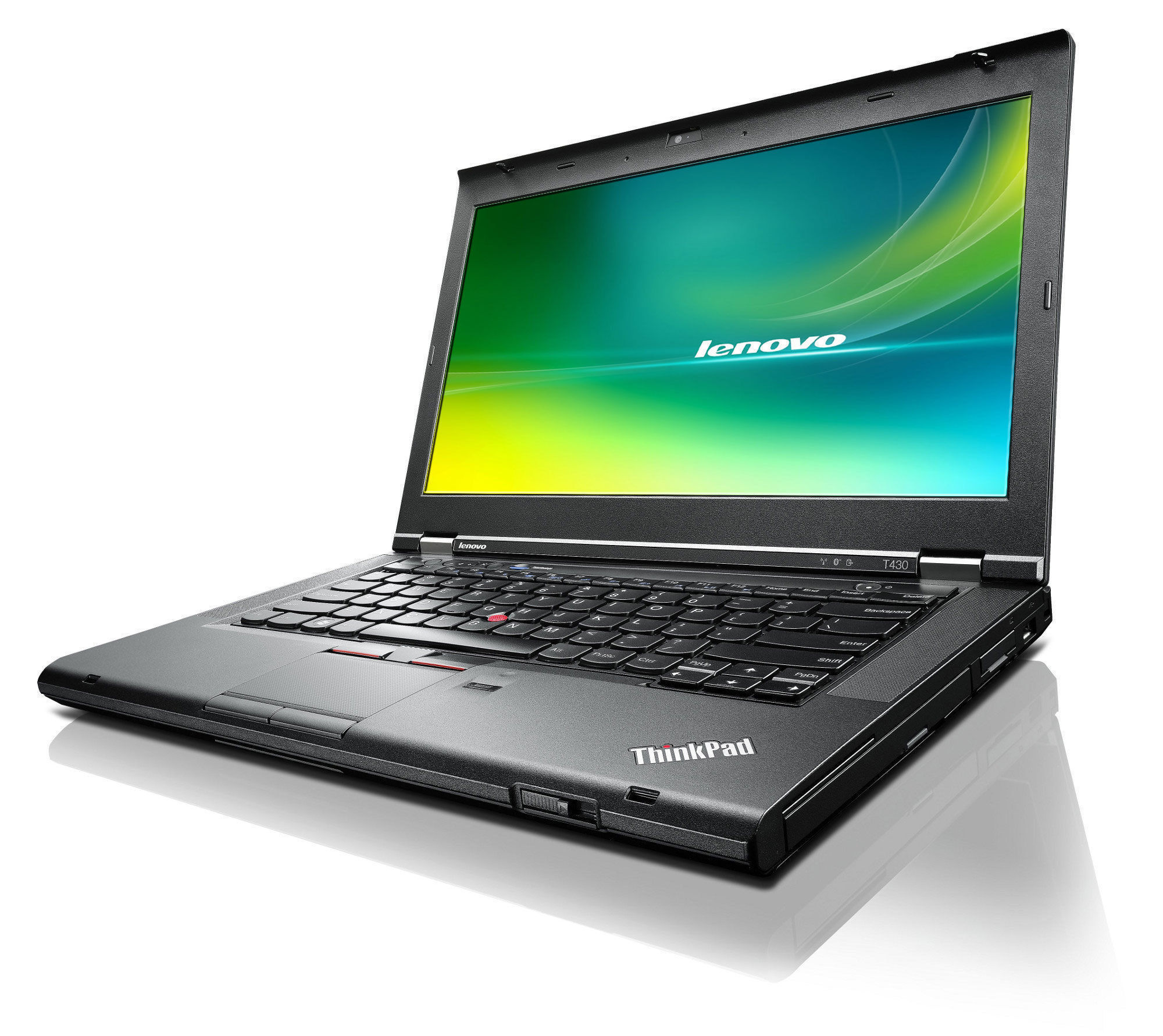 Thinkpad T430 - Intel Core i5 3320M 2.6 Ghz - RAM 4 GO - HDD 320 Go - Aucun - Ecran 14.1'' - Webcam - Windows 7 Professionnel 64 bits