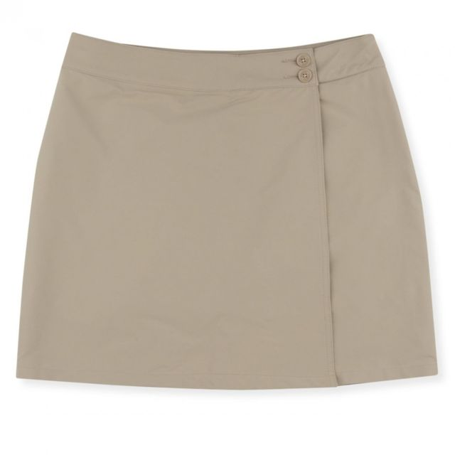4ba8cc563badc8 Musto - Jupe-short Evolution - Beige - pas cher Achat / Vente Shorts ...