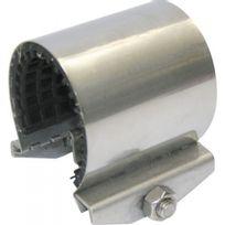 Gebo - Collier de réparation inox Ø 21 à 25 mm longueur 60mm