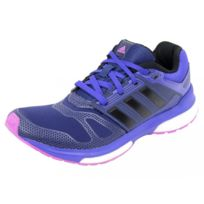 detailed look 1ab7d 86922 Adidas - REVENGE BOOST 2 W BLU - Chaussures Running Femme Multicouleur 36