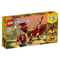Lego - 31073-® Les créatures mythiques