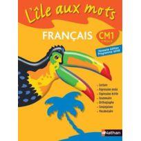 L Ile Aux Mots Francais Cm1 Livre De L Eleve