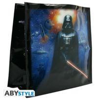 Stars Wars - Star Wars - Sac shopping Yoda vs Darth Vader 40 cm