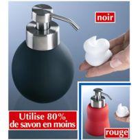 Wenko - Distributeur de savon Soft-touch - Naro noir