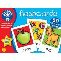 Orchard Toys - Cartes instantanées Flash Cards Langue anglaise Langue: anglais