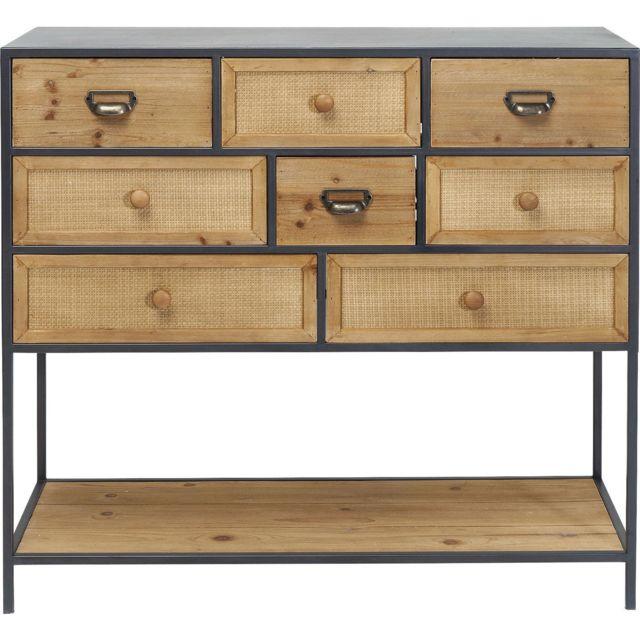 Karedesign Commode Bistro 8 tiroirs Kare Design
