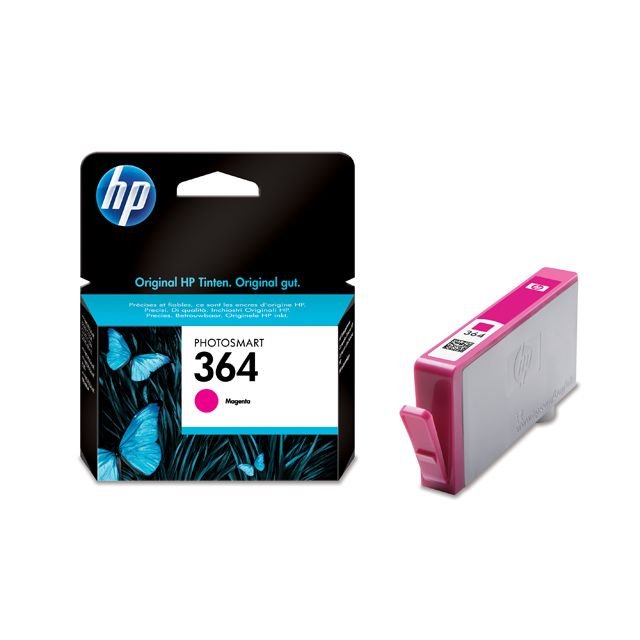 HP CB319EE - Cartouche d'encre 364 Magenta
